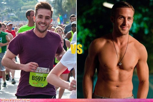 around the interwebs,ridiculously photogenic guy,Ryan Gosling,the fw,zeddie little