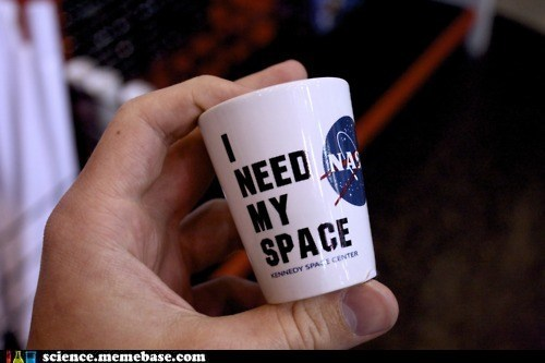 nasa,science,shot glass,space,wtf