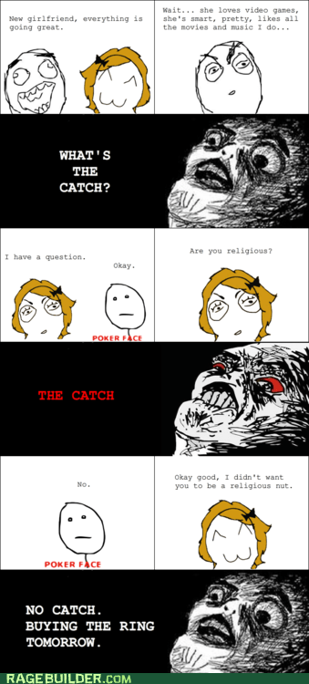 Rage Comics raisin face relationships religion - 6134497536