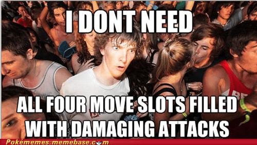 buffs damaging attacks meme Memes sudden realization swords dance