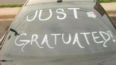 gratuated just graduated spelling typos - 6135315712