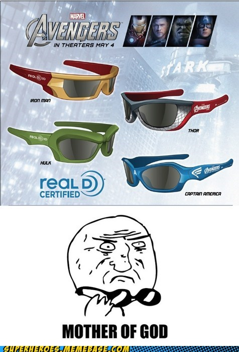 3d,avengers,glasses,Super-Lols,theaters