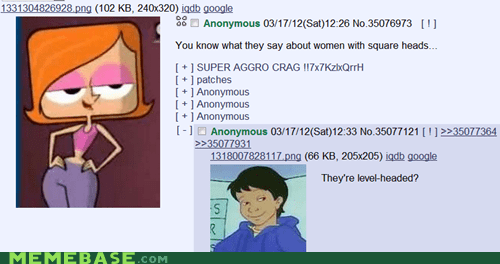 4chan carlos level-headed magic school bus Memes women - 6137026304