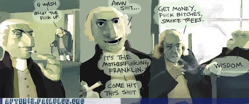 420,ben franklin,george washington,weed
