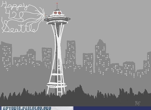 420,baked,blazed,blunt,cali,california,ganja,high,j,joint,marijuana,midwest,northeast,pacific northwest,pot,seattle,south,southwest,space needle,stoned,trees,weed