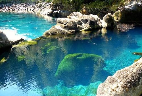 Chile,ocean,pool