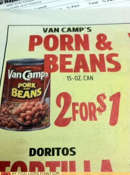 advertisement beans pr0n sale - 6137402112