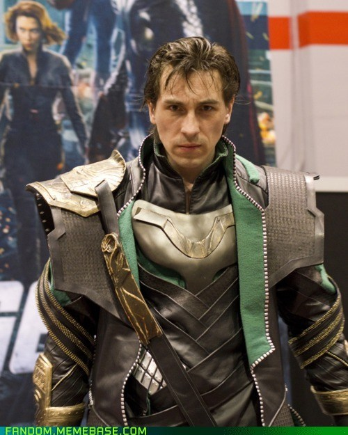 cosplay,loki,movies,The Avengers