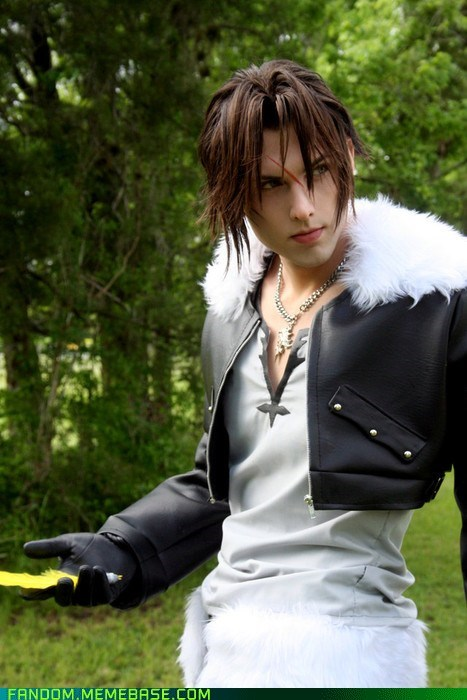 cosplay final fantasy squall leonhart video games - 6137769728
