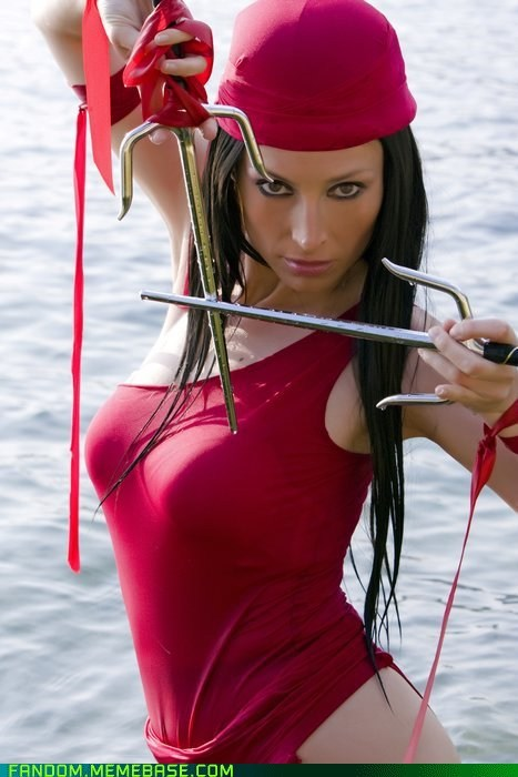 comics cosplay elektra movies - 6137772800