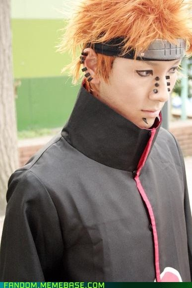 anime cosplay manga naruto pein - 6137787392