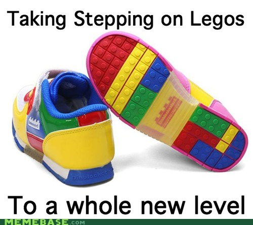 legos Memes shoes toys - 6137981696
