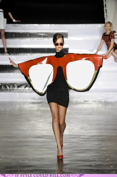 cool accessories glasses runway wacky - 6138507008