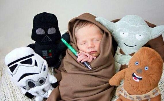 baby names star wars Game of Thrones geeks