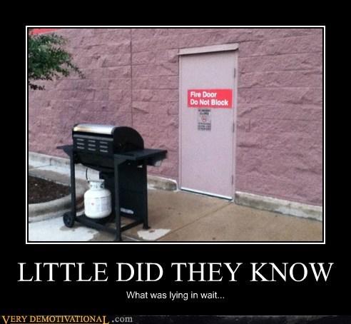 door fire grill hilarious - 6139163392