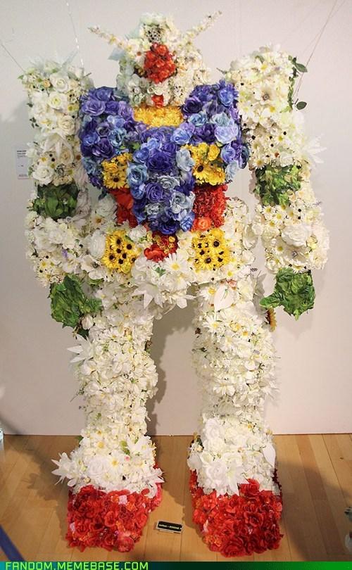 Fan Art flowers - 6139408128