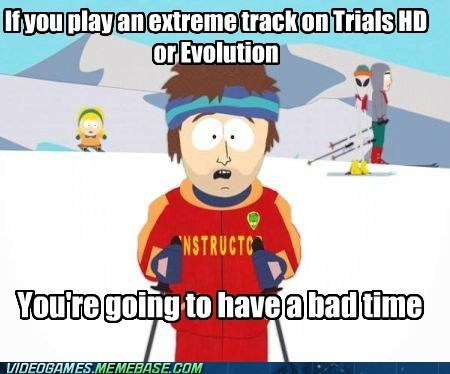 hd meme super cool ski instructor trials trials evolution - 6139761920