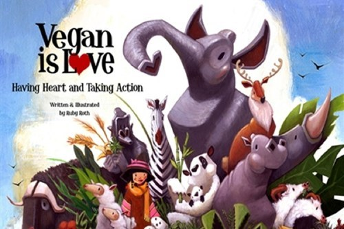 childrens book mad meat regular vegan veganism
