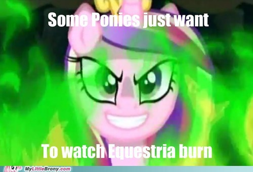 awesome cadance equestria meme season 2 finale - 6141583616