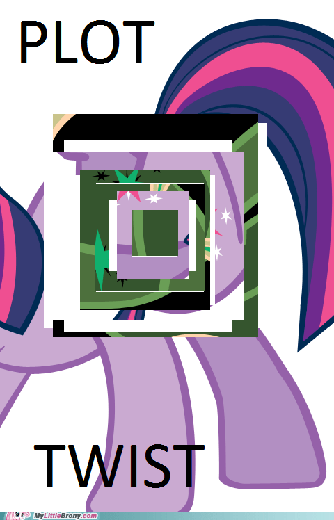 20 Percent Cooler dat plot lol plot twist pun twilight sparkle