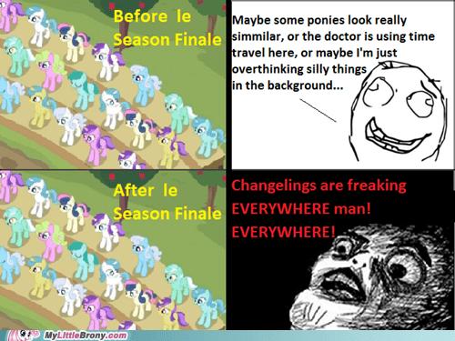 background ponies changelings season finale TV - 6143018240