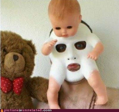 baby best of week face mask wtf - 6144072704
