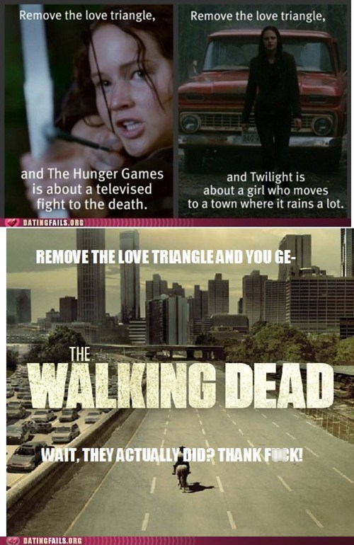 add-ons hunger games The Walking Dead twilight - 6144490240