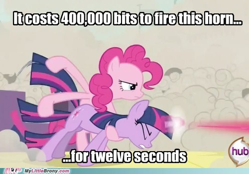 Battle,heavy weapons,pinkie pie,TV,twilight sparkle