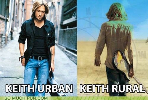 country,Hall of Fame,Keith Urban,literalism,opposites,rural,surname,urban