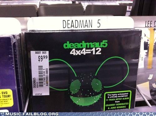 best buy Deadmau5 label name store