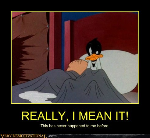cartoons,daffy duck,hilarious,porky pig,premature