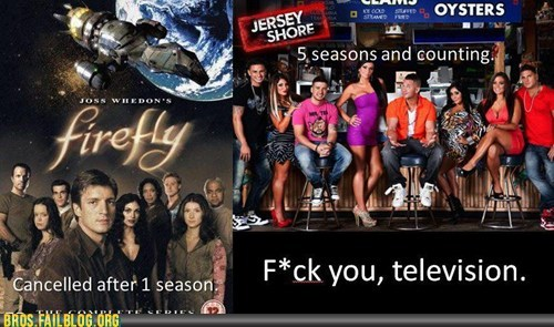 bros Firefly jersey shore television TV - 6149110272