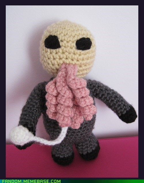doctor who Fan Art knit ood scifi - 6149335552