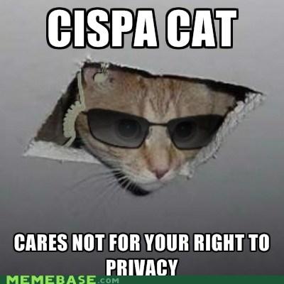 ceiling cispa Memes privacy - 6149432576