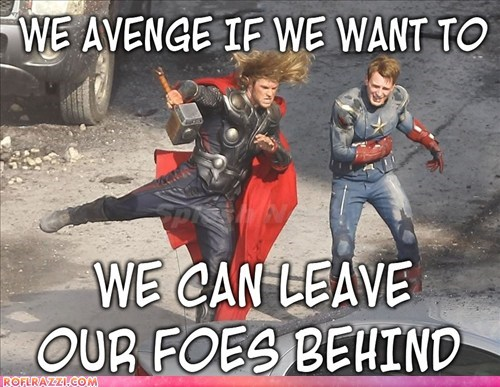 actor celeb chris evans chris hemsworth funny Movie summer blockbusters The Avengers - 6149450496