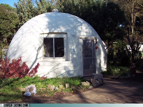 california cute davis domes huts igloos