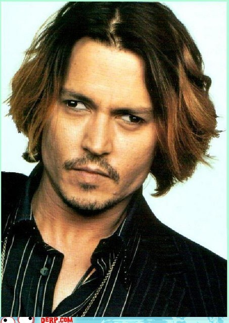 celeb derp Johnny Depp - 6149771520