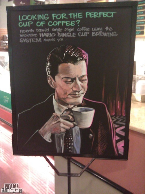 breakfast,coffee,Twin Peaks