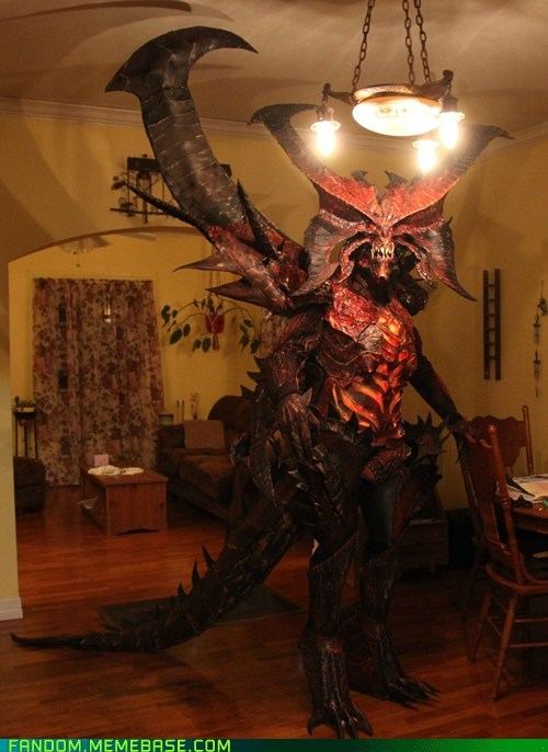 cosplay diablo video games - 6149878784
