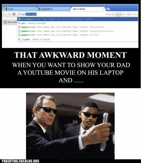 Awkward Moment,computer history,fap,men in black,youtube