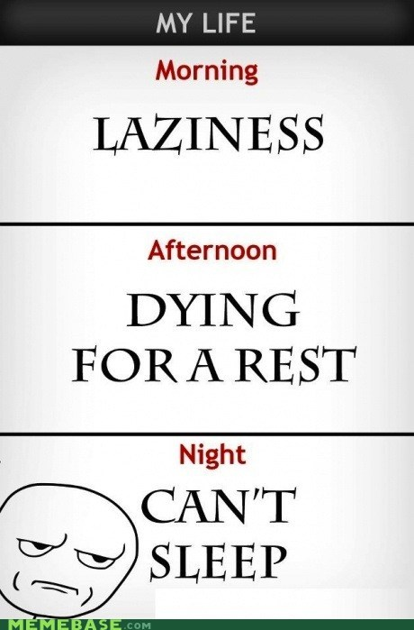 lazy,life,morning,Rage Comics,sleep,tired