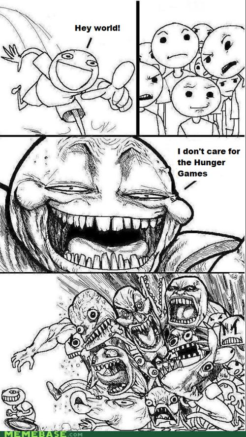 fanboy hunger games meme Memes troll twilight - 6150084864