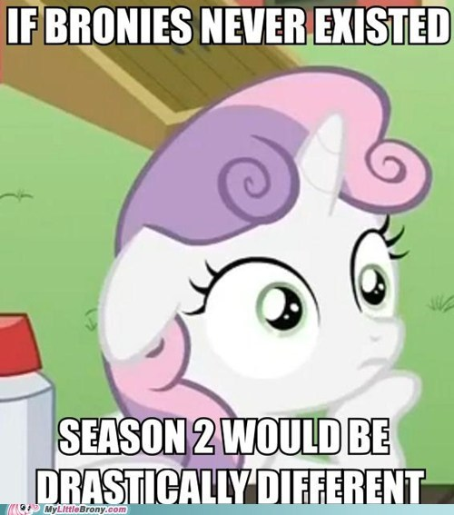 Bronies meme season 2 Sweetie Belle - 6150135552