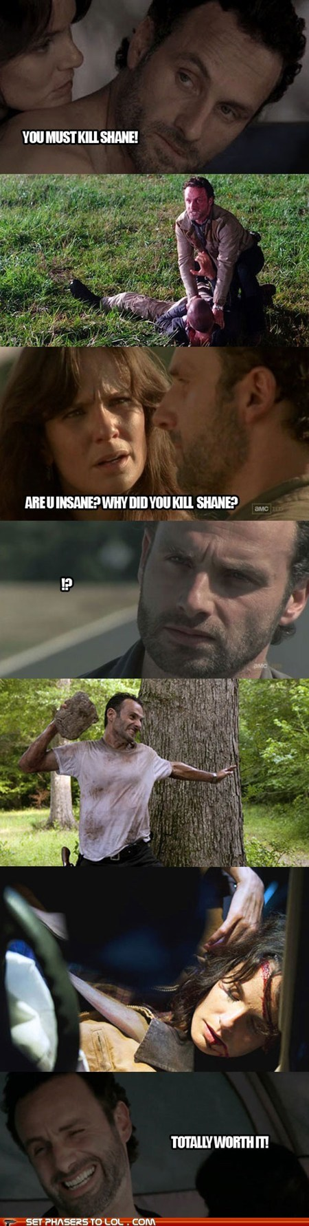 Walking Dead - Season Three? Please?
