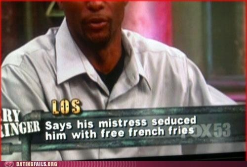 free french fries,mistress,seduced,turning it down