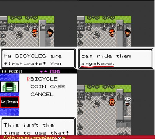 bicycle gameplay troll - 6150597120