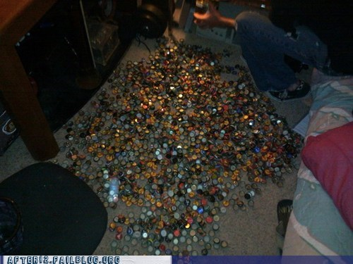 beer caps bottlecaps caps dot plot - 6151806464