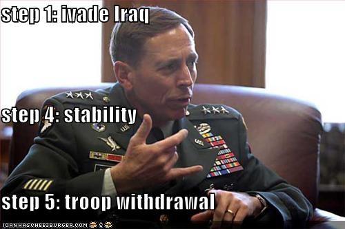 army David Petraeus Military General Republicans - 615222016