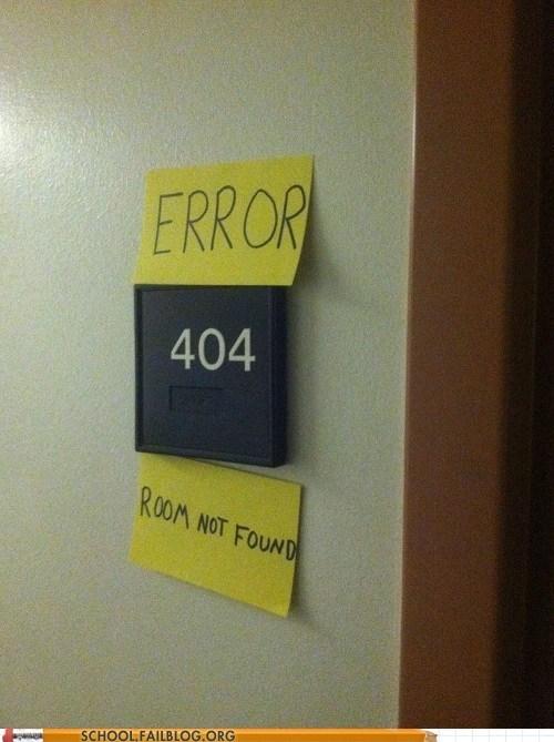 404 error IRL reloading room not found - 6152269824