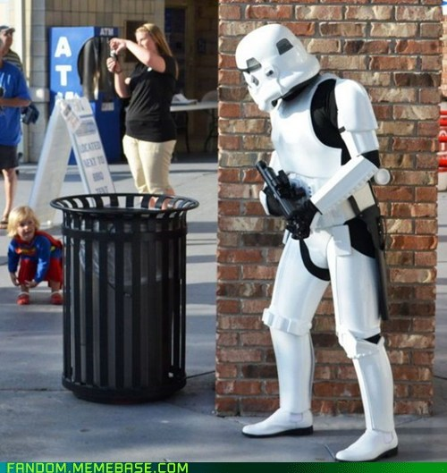 cosplay cute kids star wars stormtrooper superman - 6152334848